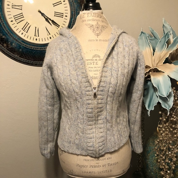 carraigdonn Sweaters - Carriagdonn from Ireland 100% pure wool cardigan